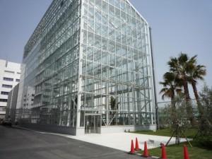 花王エコラボミュージアム・植物バイオマス研究棟